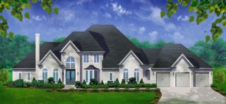 121 Archberry Drive, Luxury New Construction | Wexford